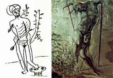 Sebastián-Lorca y Dalí
